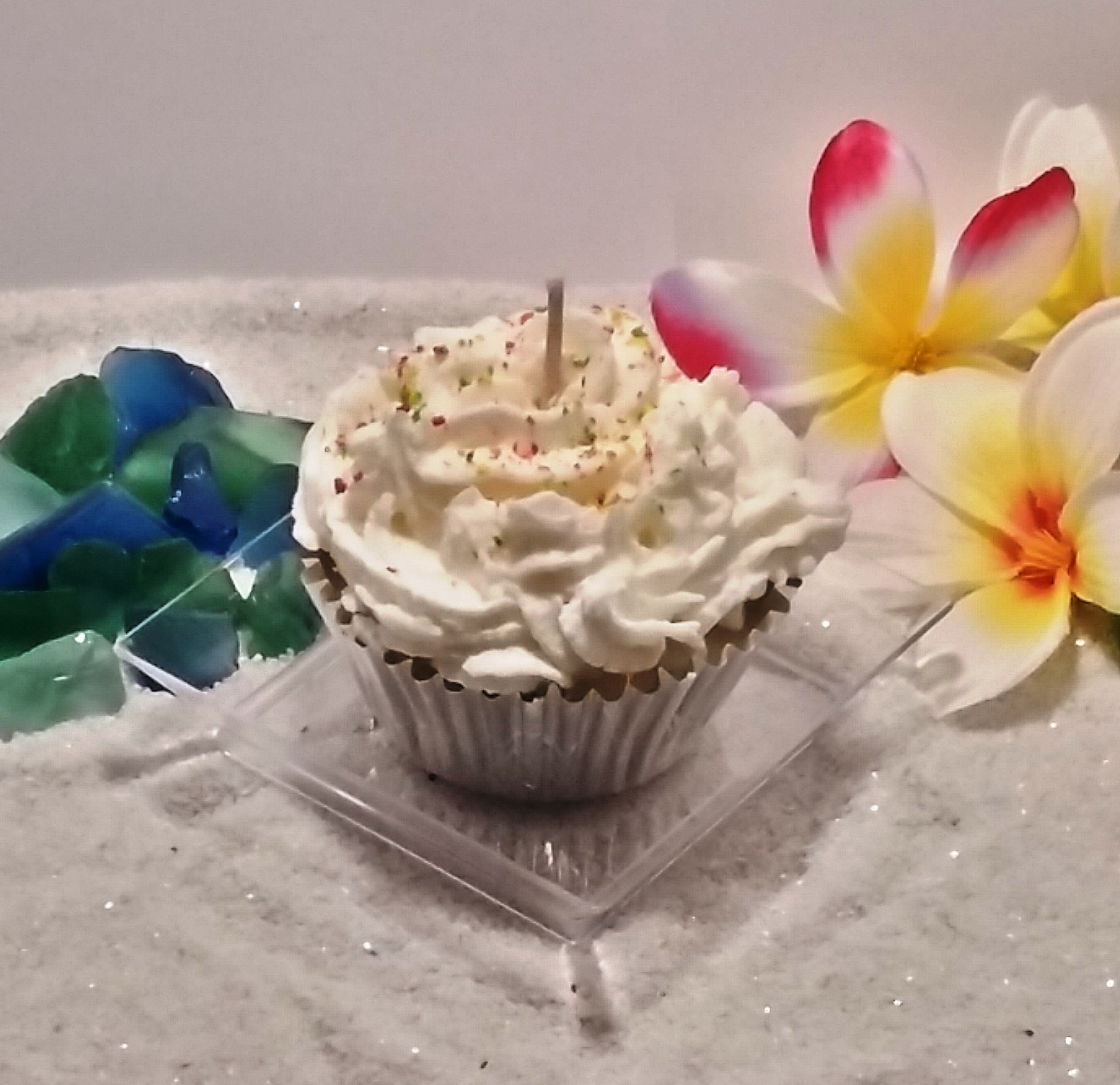 Cupcake Soy Candle