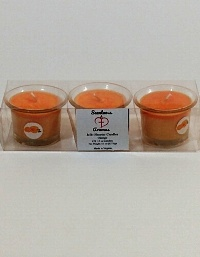 Jello Shooter Soy Wax Candles
